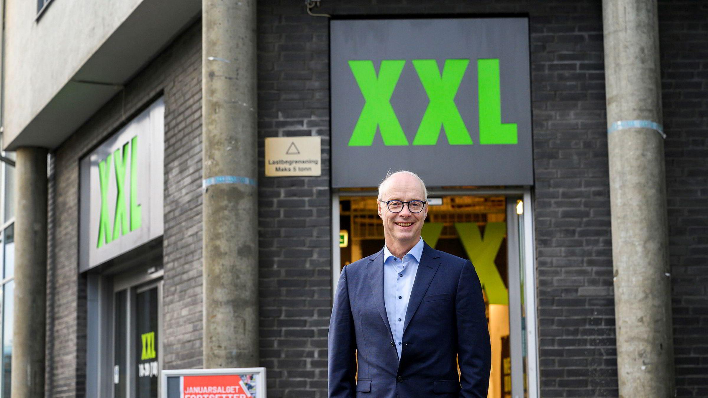 Europris-sjefen Pål Wibe blir ny XXL-sjef.