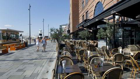 250 ansatte hos restaurantkjeden Olivia er blitt permittert etter sommeren.