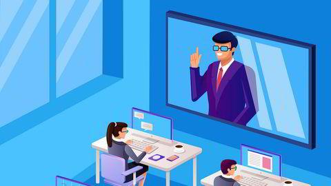 Det er nødvendig å gå fra læring i møterom til smartere og mer digital tilnærming. På sikt vil det kunne lønne seg.