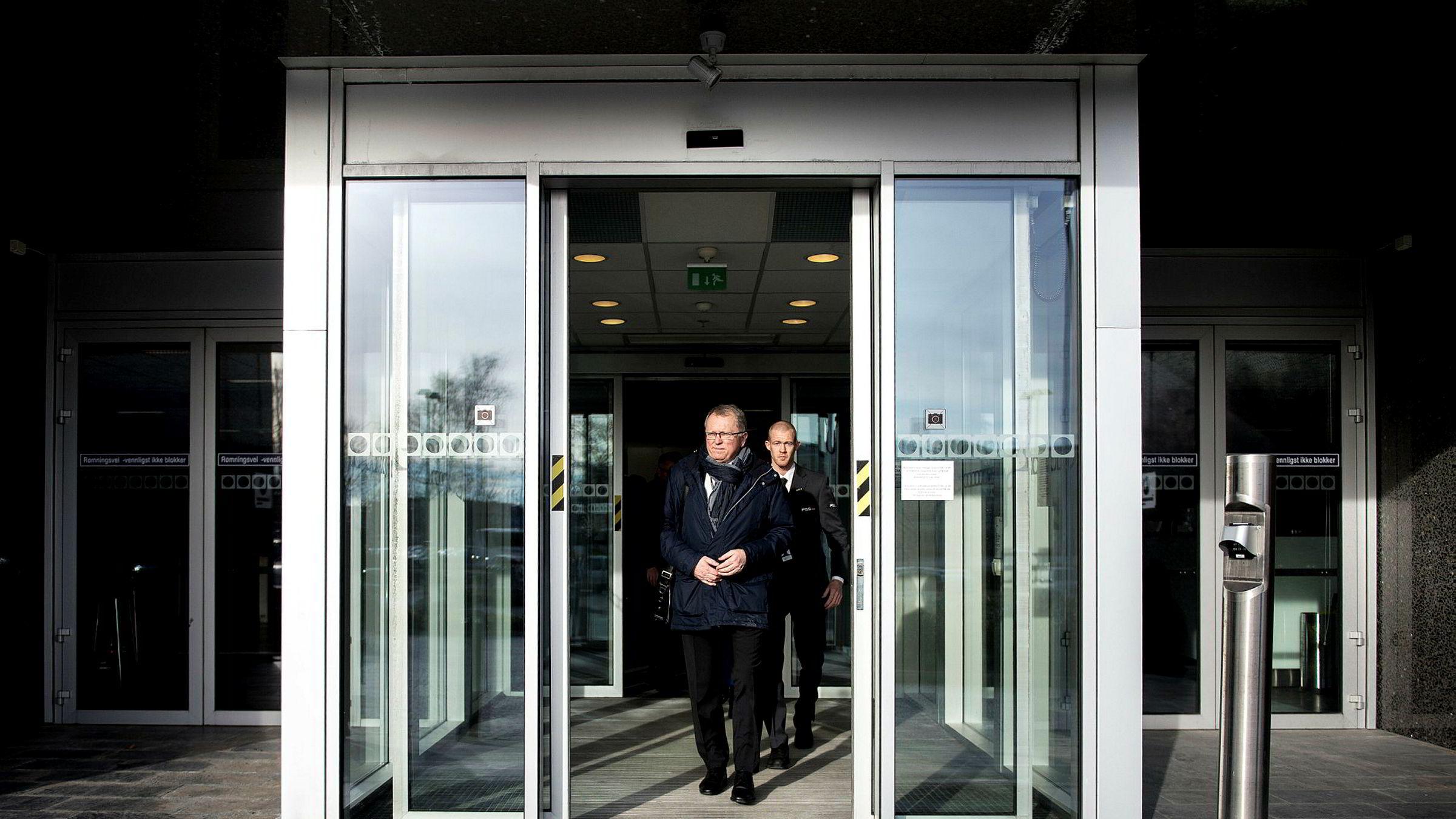 Statoil-sjef Eldar Sætre lanserte sist uke forslaget til nytt navn på oljeselskapet under et allmøte i Stavanger, et navn som nettopp skal henspille på