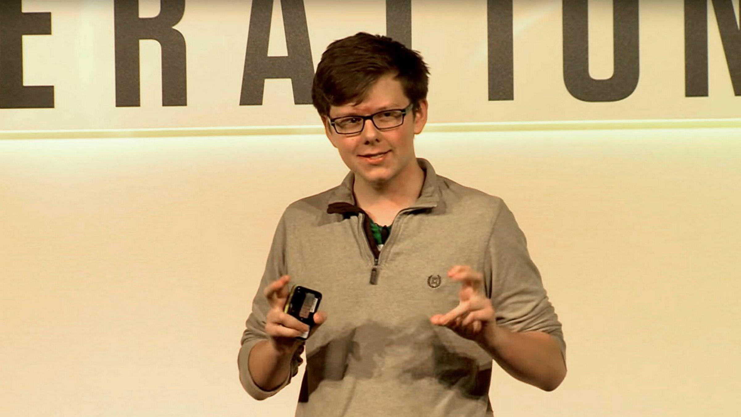 Erik Finman har fått kallenavnet «bitcoin-gutten». Ikke uten grunn.