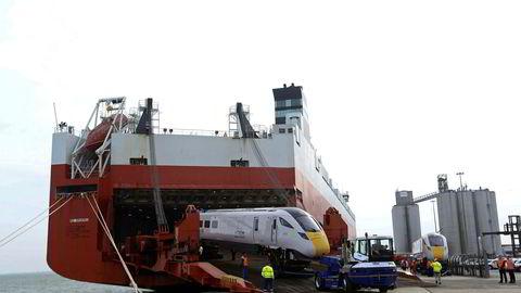 Skipene til Wallenius Wilhelmsen seiler over hele kloden. Lønnsomheten har vært mindre enn ventet fra en fusjon i 2017.