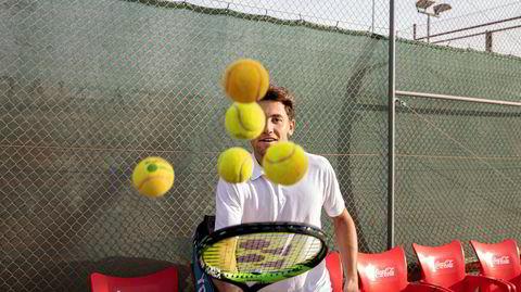 Casper Ruud jakter tennistoppen med hjelp fra verdensener Rafael Nadal