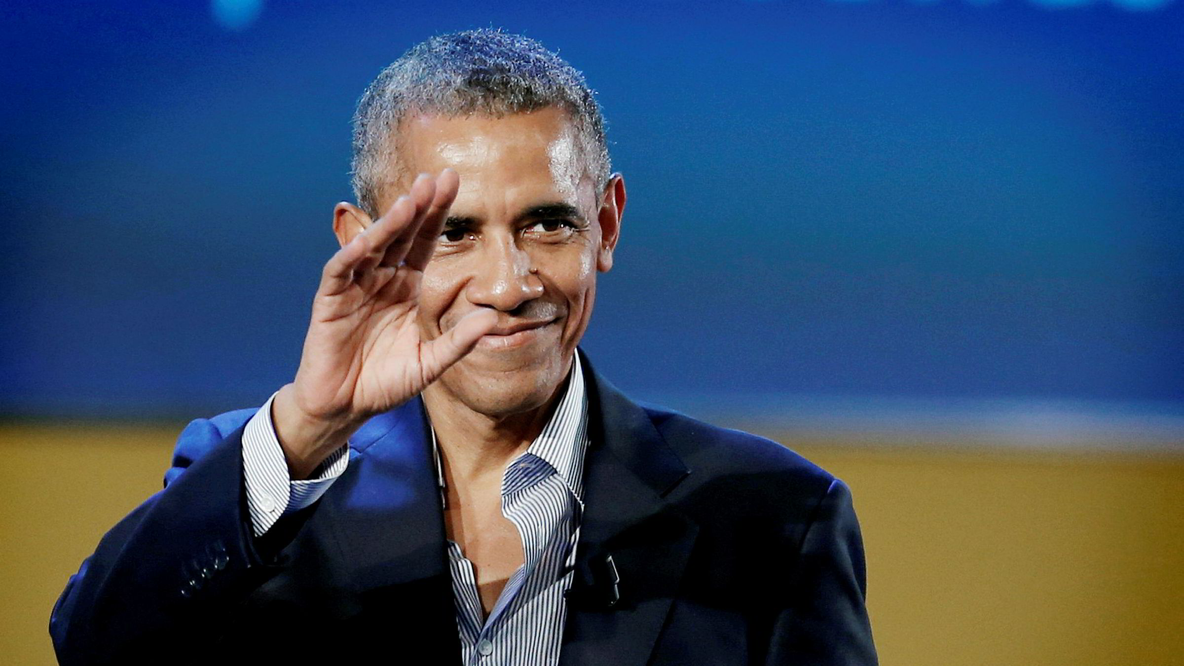 USAs tidligere president Barack Obama.