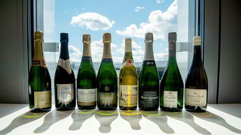Et knippe av de beste kjøpene ved Polets champagne og chablisslipp på torsdag.