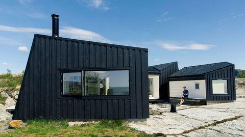 Gjort er gjort. Det er ting han ville gjort annerledes om han hadde tegnet hytta i dag. Men arkitekt Håkon Matre Aasarød er glad han ikke får muligheten.