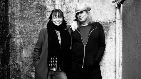 Heidi Torsvik (t.v.) og Winter Lazerus.