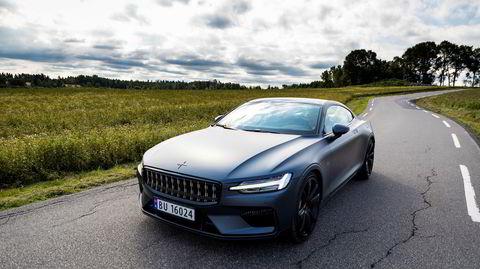 Polestar 1 er årets vakreste nykommer på bilmarkedet.