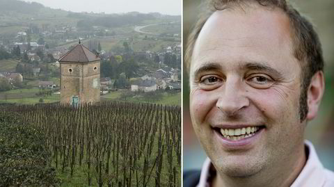 François Duvivier og Domaine du Pélican lager noen av Juras mest burgunderlignende viner.