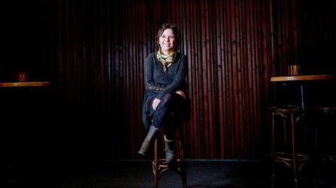 Anne Gaathaug Gloria forlag Lørdags Portrett Foto: Mikaela Berg