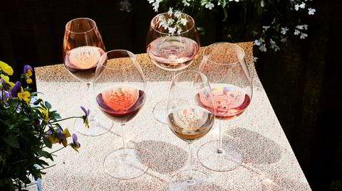 I 2019 drakk nordmenn over 2,7 millioner liter rosévin. I 2000 var tallet 186.000 liter.