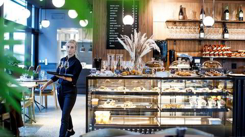 Menyen er aldri den samme på Restaurant Haakon i Haakon VII gate 2 i Oslo.