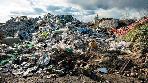 – Vi klarer ikke håndtere vår egen plast, så hvorfor skal vi ta imot Europas?