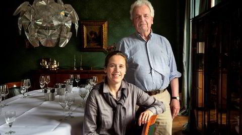 Manfred og datteren Katharina Prüm lager noen av de aller beste søte rieslingene i Tyskland.