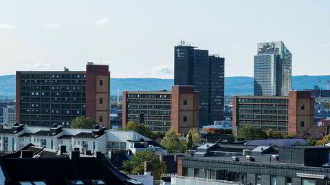 «Oslos styggeste høyblokker» er fulle av arkitekter