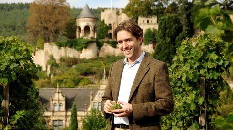 Philipp David Catoir er niende generasjon på vingården Müller-Catoir i Pfalz.