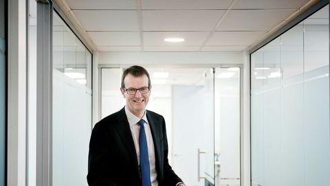 Pareto-grunnlegger Svein Støle kjøper seg inn i eiendomsmeglerbransjen.