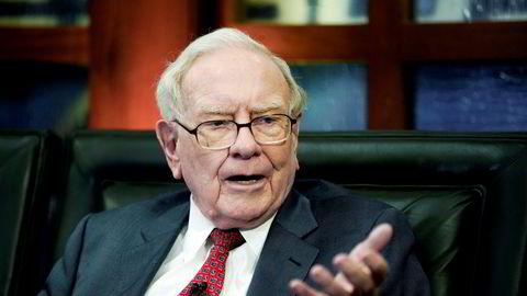 Den legendariske investoren Warren Buffett trekker seg gjerne helt ut av en sektor, om han mister troen på selskapene der. Nå er han tilsynelatende skeptisk til bank.