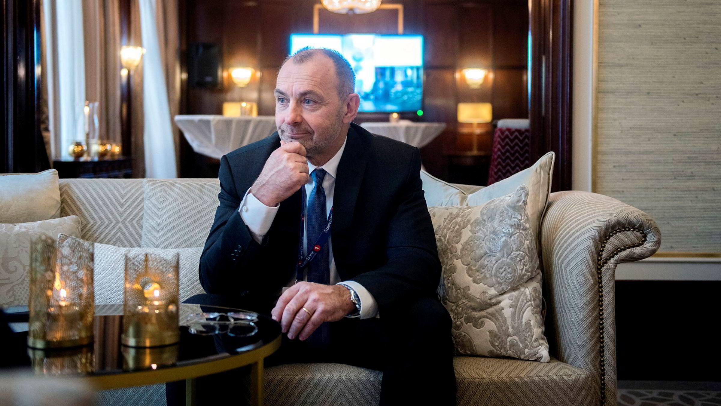 Jan Arve Haugan er ferdig som toppsjef i Kjell Inge Røkkes oljeselskap i Ghana, Aker Energy.