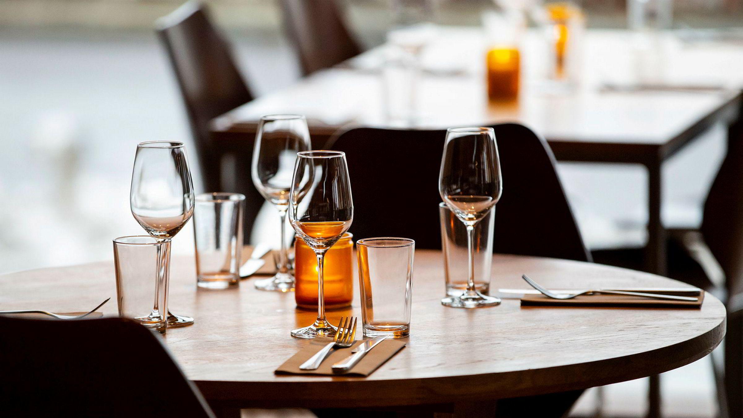 For restauranter kan lønnssubsidie være en god løsning, skriver artikkelforfatteren.