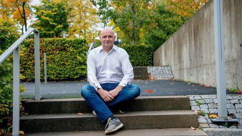 Geir Førres investeringsselskap har kontorer i Forskningsparken på Blindern i Oslo. Foreløpig har han én kollega, men planen er å utvide både staben og porteføljen av selskaper.