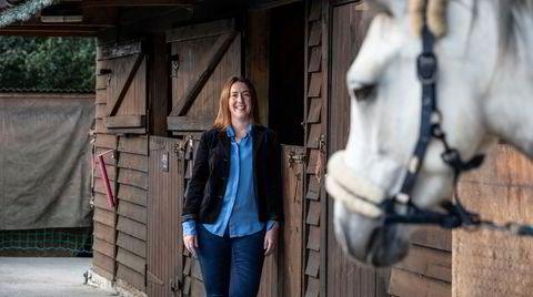 Da finansrådgiveren og pengementoren Rebecca Robertson var liten, fikk hun høre at å ha hest var kun for de rike. Så ble hun smart med penger og kjøpte seg en hest.