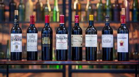 En pen samling bordeaux-viner det kan være verdt å sikre seg fra 2017-årgangen.