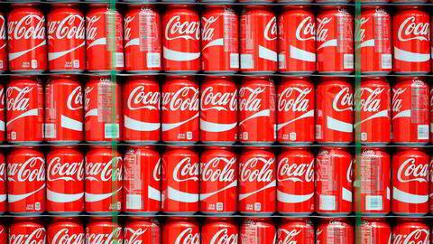 Coca-Cola er felt av matvarebransjeutvalg.
