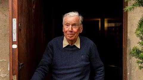 Følger med. Munchmuseet «holder ikke mål», men Nasjonalmuseet er blitt «ikke så verst», mener Trond Eliassen. Han klarer ikke slutte å være arkitekt når han går rundt og ser hvordan Oslo har vokst som by.