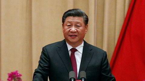 Det har vært noen måneder med store kurssvingninger for kryptovalutaer. Kinas president mener den underliggende blokkjedeteknologien er noe lokale selskaper bør omfavne.