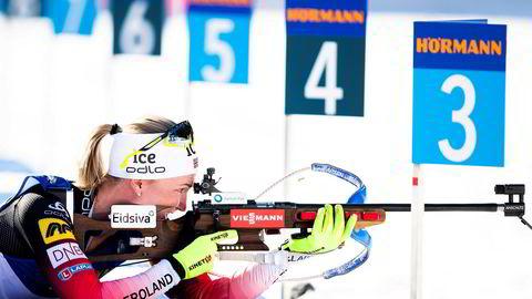 NRK og TV 2 skal dele på å vise skiskyting fra 2022 og frem til 2030.