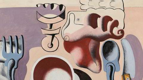 Utsikt. «Le déjeuner près du phare» – eller lunsj ved fyret, slik Le Corbusier syntes den så ut i 1928.