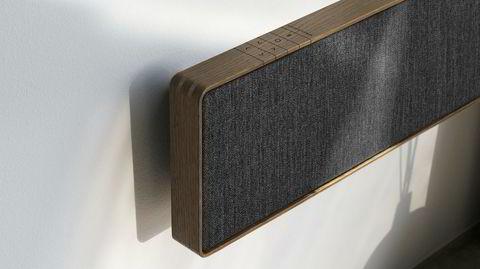 Generisk godlyd. Bang & Olufsens første lydplanke byr på pen lyd i pen innpakning.