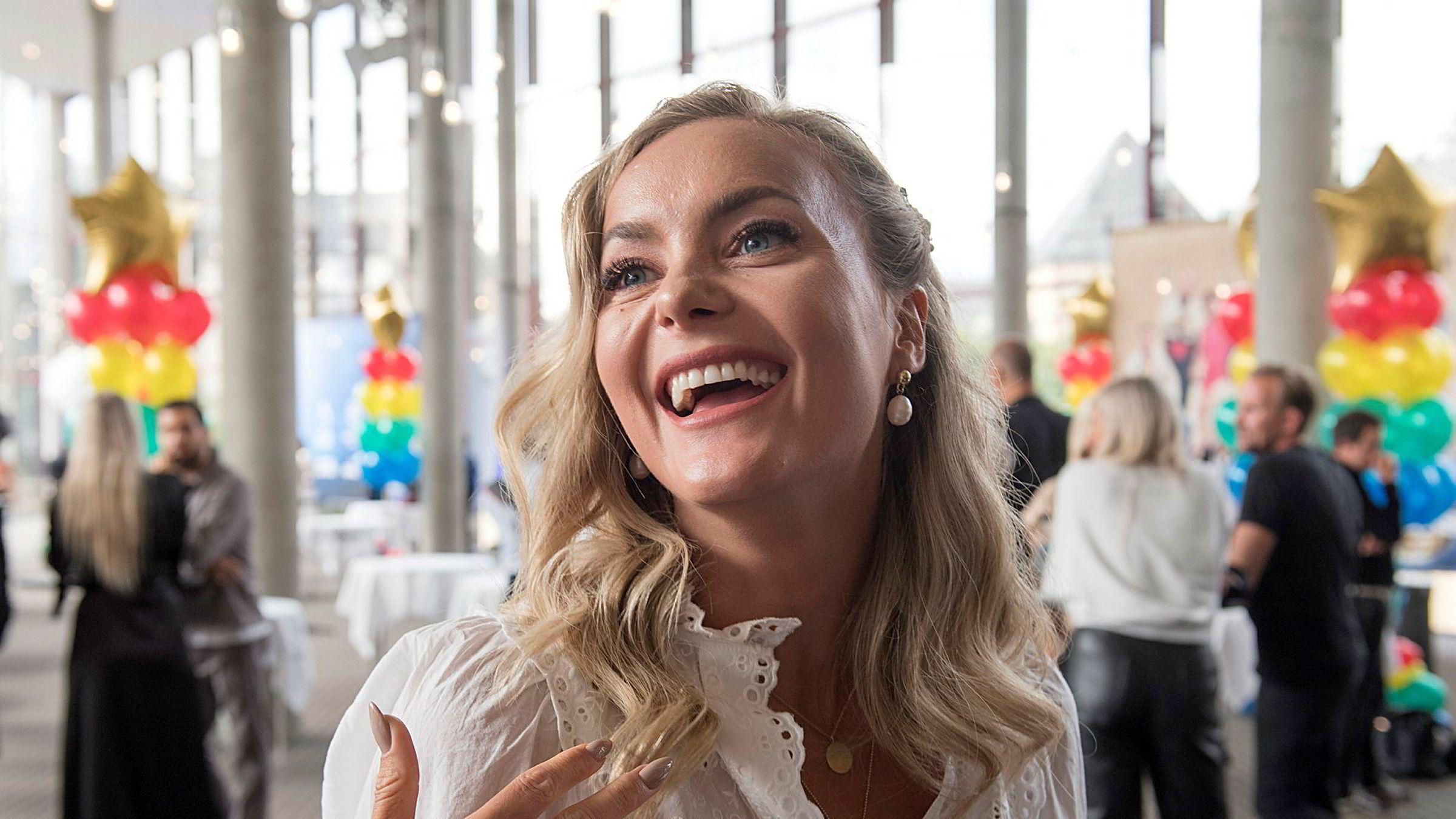 Caroline Berg Eriksen, tidligere kjent som «Fotballfrue», dro inn nesten tre millioner kroner i fjor.
