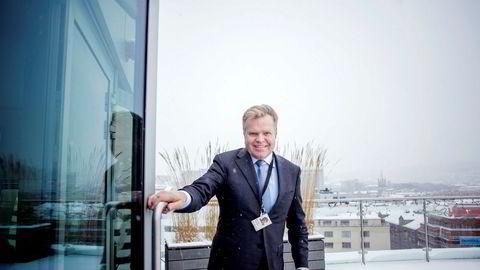 Avtroppende NHST-sjef Gunnar Bjørkavåg har allerede fått ny jobb.