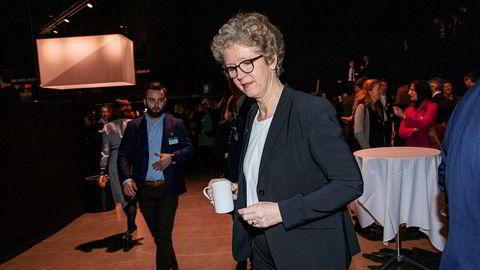 En alvorspreget Hydro-sjef følger nøye med på utviklingen i Midtøsten. – Vi venter at 2020 blir krevende, sier Hilde Merete Aasheim.