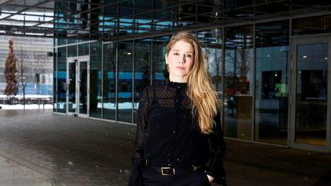 Anette Hjertø var tidligere porteføljeforvalter i DNB Wealth Management. Nå leder hun det nyoppstartede hedgefondet DNB Multi Asset.