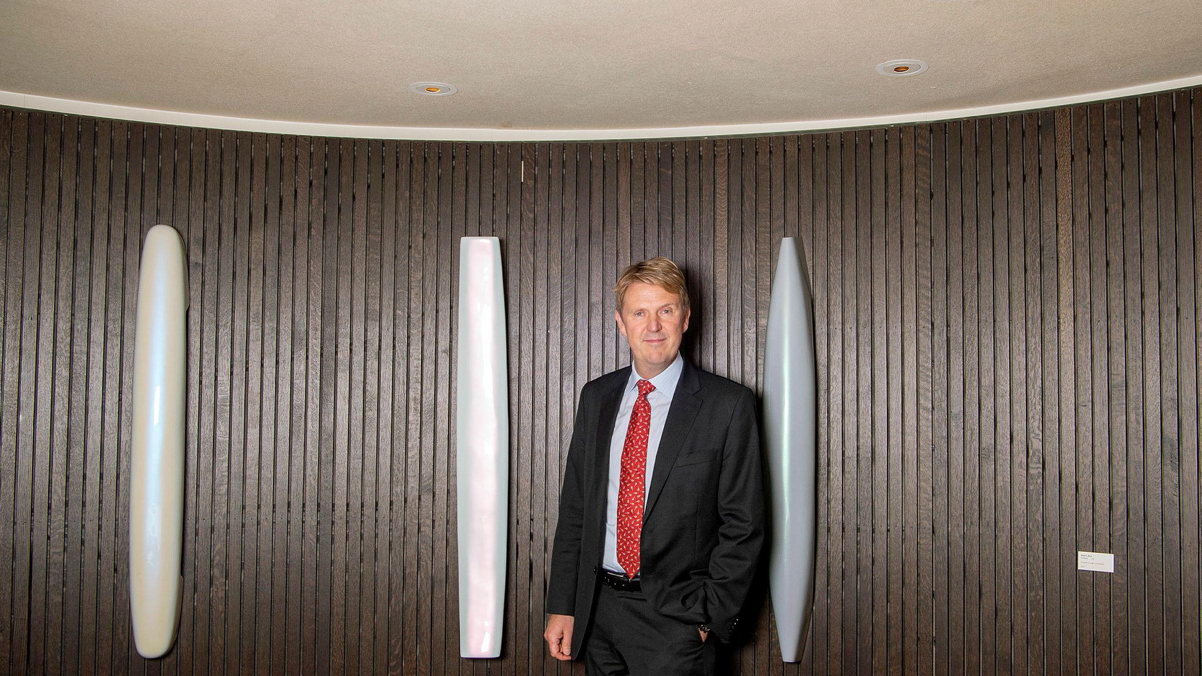 Analytiker John Olaisen i ABG Sundal Collier kaller Equinors USA-operasjoner for en investeringsskandale.