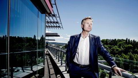 Konsernsjef Øystein Moan (57) i Visma er blant Norges best betalte toppledere.