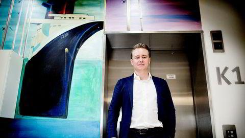 Kristian Monsen Røkke blir sjef for Aker Horizons, som blant annet planlegger en børsnotering av landbasert vindkraft.