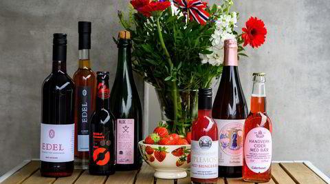 Hipp hipp hurra. Enten nasjonaldagen feires med eller uten alkohol, er det fullt mulig å satse på norsk drikke. Her er de beste norske fruktdrikkene.