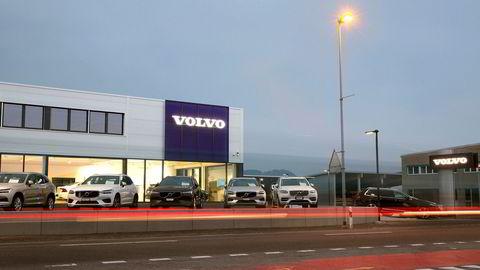 Flere norske bileiere får nå sin Volvo-modell tilbakekalt.