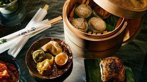 Dumplings egner seg bedre enn svært mye annet til take out - enten man damper selv eller ikke. Golden Chimps er håndlagde, gir betydelig med smaksintensitet og hjemmeglede.