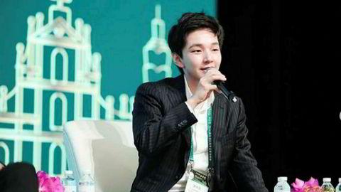 Eric Tse ble multimilliardær over natten etter at foreldrene gav ham vel en femtedel av selskapet Sino Biopharmaceutical i bursdagsgave.