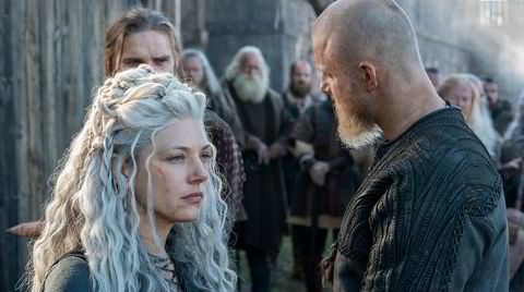 Suksessen «Vikings» runder av sjette og siste sesong fra og med 30. desember.