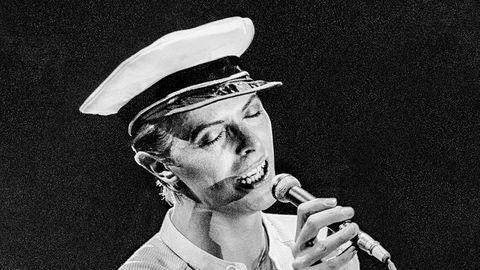 David Bowies første konsert i Norge var i Ekeberghallen i 1978, og den blir beskrevet med tindrende øyne i den store fanboken «Ziggy Stardust kom aldri til Norge».