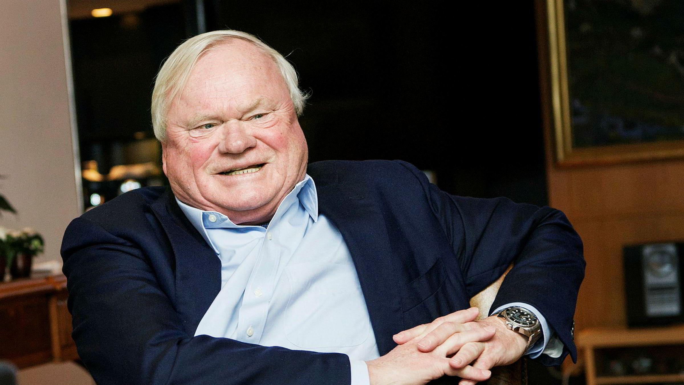 John Fredriksen satser 93 millioner kroner på nylig børsnoterte Fjordkraft.