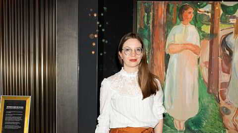 Hotellkunst. Clarion Hotel Oslo satser tungt på kunst. Johanna Zanon er Bjørvika-hotellets kunst-concierge.