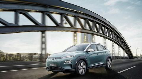 Hyundai Kona har en forventet leveringstid på to år om du bestiller bilen nå.