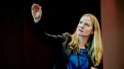 – Digital sikkerhet kan ikke utgå fra tilfeldigheter og flaks, sier NHOs direktør for politikk Mari Sundli Tveit. Norge mangler i dag kompetanse innen digital sikkerhet, tilpasset trusselbildet.